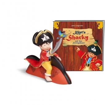 Tonies 01-0106 - Käpt'n Sharky - Käpt'n Sharky und das Seeungeheuer