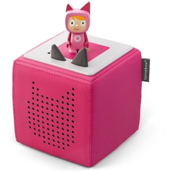 Tonies 03-0014 - Toniebox Starterset Pink (Kreativ-Tonie)