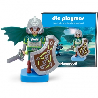 Tonies 05-0004 - Playmo 13 - Licht aus dem Drachenland