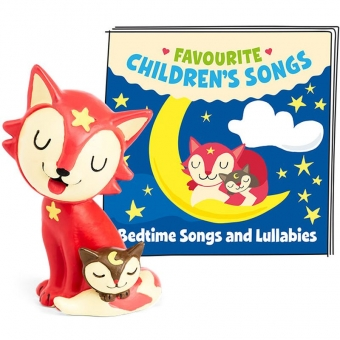 Tonies 10000010 - Favourite children's songs - Bedtime songs and lullabies