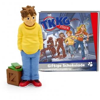 Tonies 10000165 - TKKG Junior - Giftige Schokolade
