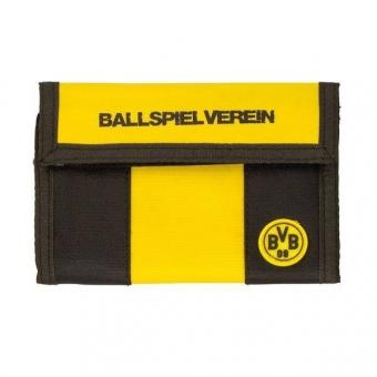 Borussia Dortmund Geldbörse Blockstreifen