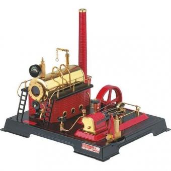 Wilesco D 21 Dampfmaschine