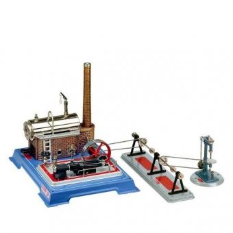 Wilesco Dampfmaschine, Sparpaket D165
