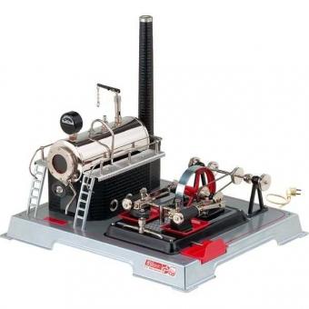Wilesco Dampfmaschine elektrisch D222