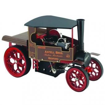 Wilesco Foden Dampf-Lastwagen