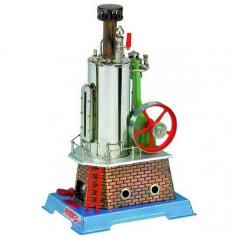 Wilesco Dampfmaschine, stehend D455