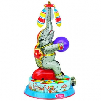 Wilesco Elefanten-Karussell M72