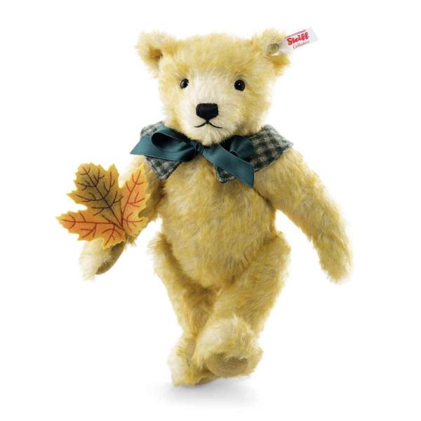 Steiff 421389 Teddybär Maple 27 Moh. gelb gespitz Club