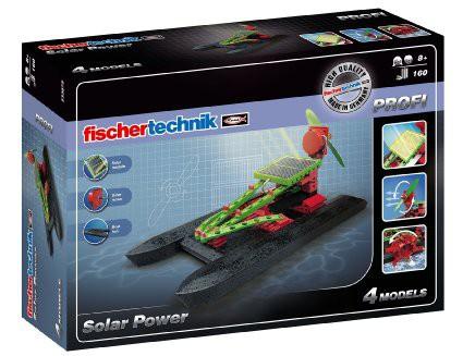 Fischertechnik PROFI - Solar Power 533875