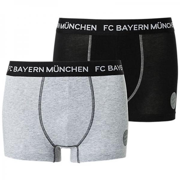FC Bayern München Retroshorts 2er Set, Gr. 8