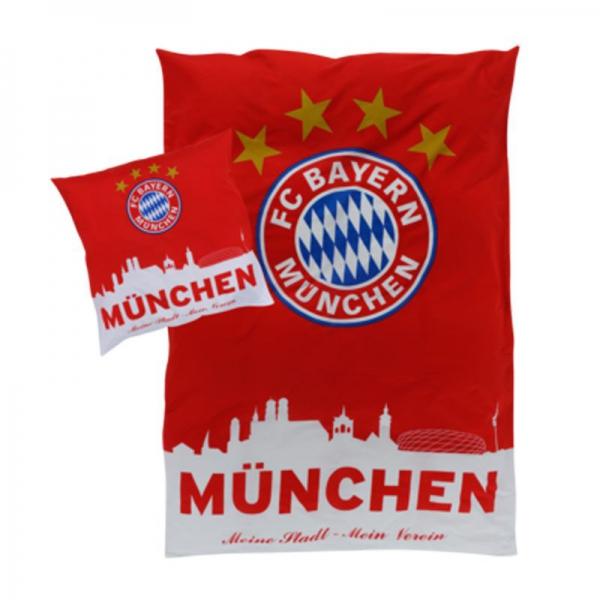 FC Bayern München Bettwäsche München