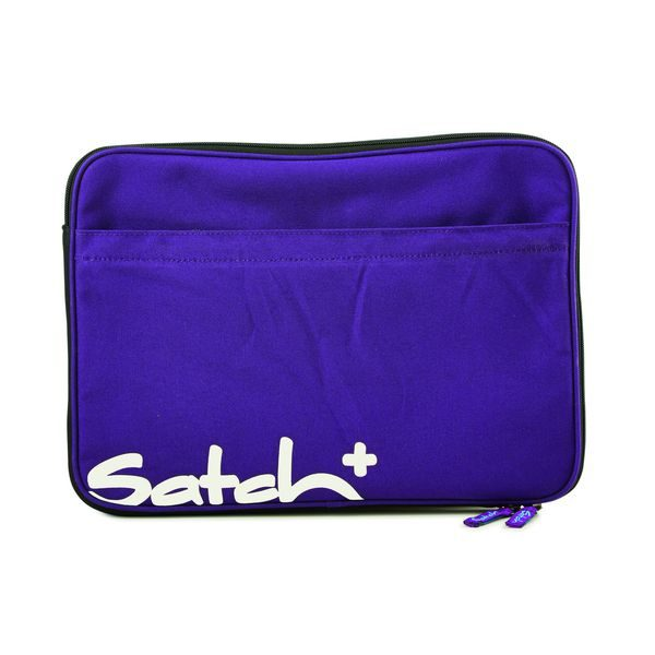 "Ergobag satch+ Laptopsleeve 15,6"" Power Purple"