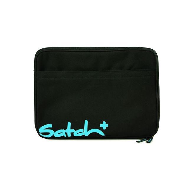 "Ergobag satch+ Laptopsleeve 13"" Black Bounce"