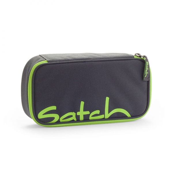 Satch Schlamperbox, Phantom, Grau Grün