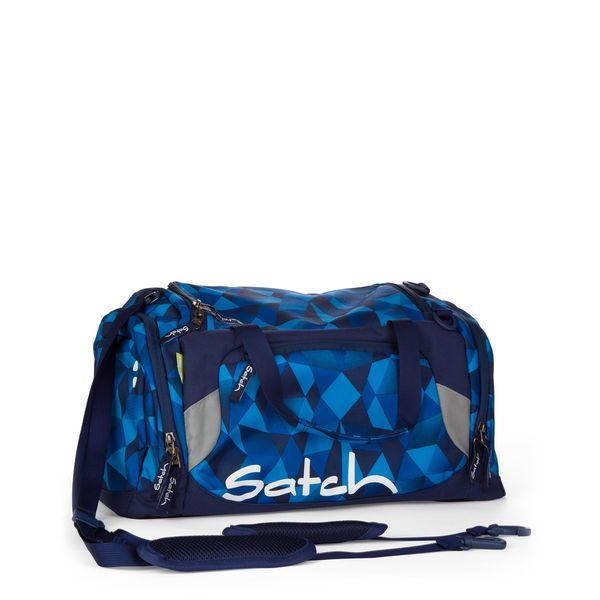 Satch Sporttasche Blue Crush, blau Polygon