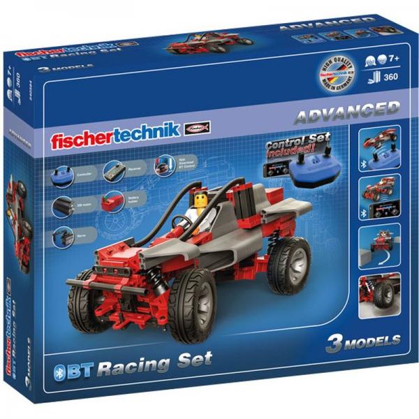 Fischertechnik 540584 ADVANCED BT Racing Set