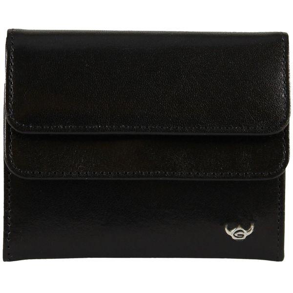 Golden Head POLO Überschlagbörse Farbe: schwarz