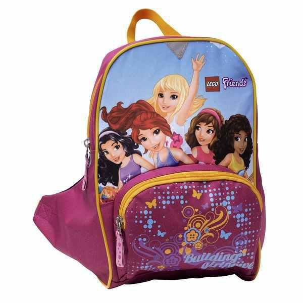 LEGO Kindergartenrucksack Small Friends All Girls