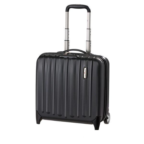 HARDWARE Profile Plus Business-Trolley, Farbe: Black Grained