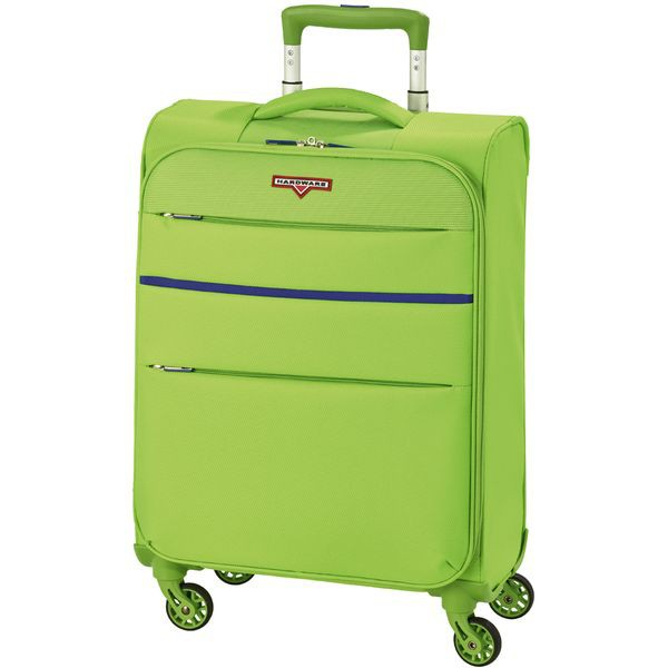 HARDWARE Revolution Trolley S, Cabin Size, 4 Rollen, Farbe: Lime