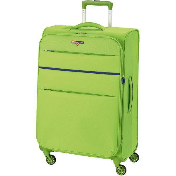 HARDWARE Revolution Trolley M, 4 Rollen, Farbe: Lime