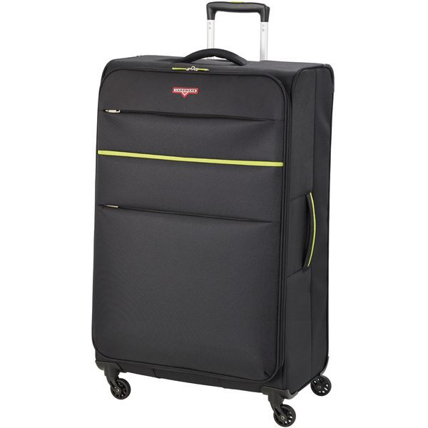 HARDWARE Revolution Trolley L, 4 Rollen, Farbe: Black