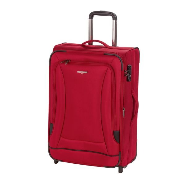 HARDWARE O-Zone Trolley M, 2 Rollen, Farbe: Red/Black
