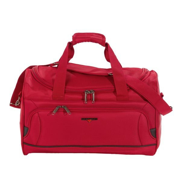 HARDWARE O-Zone Travel Bag, Reisetasche, Farbe: Red/Black