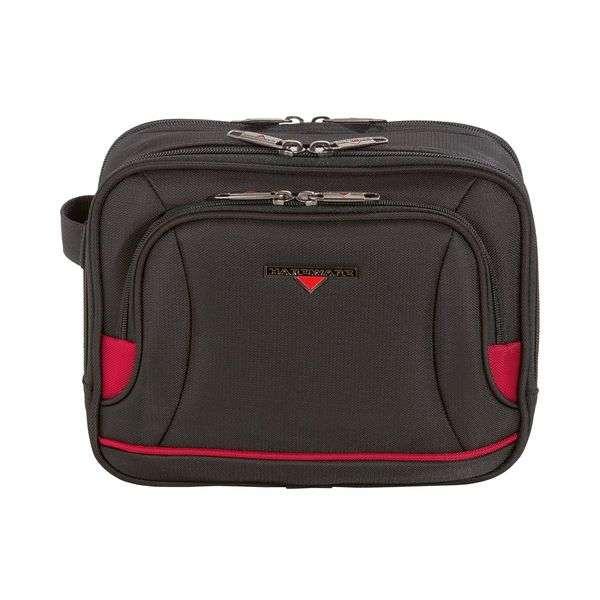 HARDWARE O-Zone Travel Kit, Farbe: Black/Red