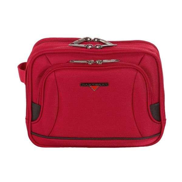 HARDWARE O-Zone Travel Kit, Farbe: Red/Black
