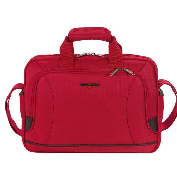 HARDWARE O-Zone Bordbag M, Farbe: Red/Black