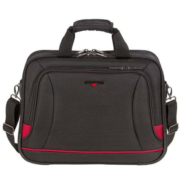 HARDWARE O-Zone Bordbag L, Farbe: Black/Red