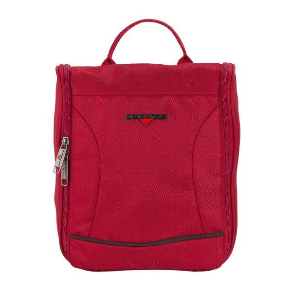 HARDWARE O-Zone Washbag, Farbe: Red/Black