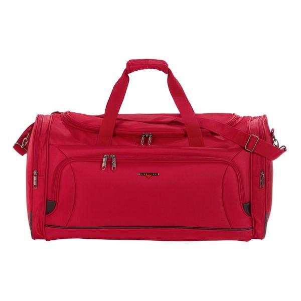 HARDWARE O-Zone Travel Bag L, Reisetasche, Farbe: Red/Black