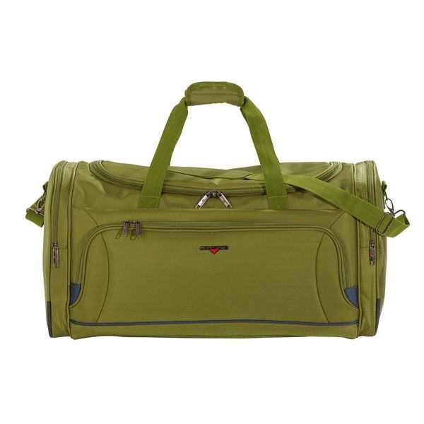 HARDWARE O-Zone Travel Bag L, Reisetasche, Farbe: Green/Blue