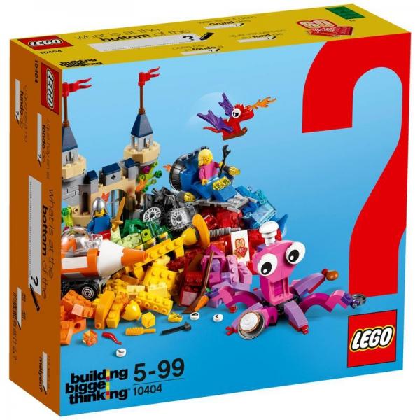 LEGO Brand Campaign 10404 - Am Meeresgrund