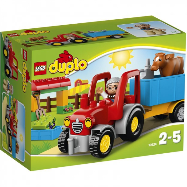 LEGO DUPLO Bauernhof 10524 - Traktor