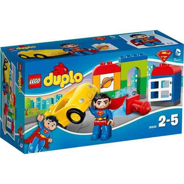 LEGO DUPLO Superman & Batman 10543 - Supermanns? Rettungseinsatz