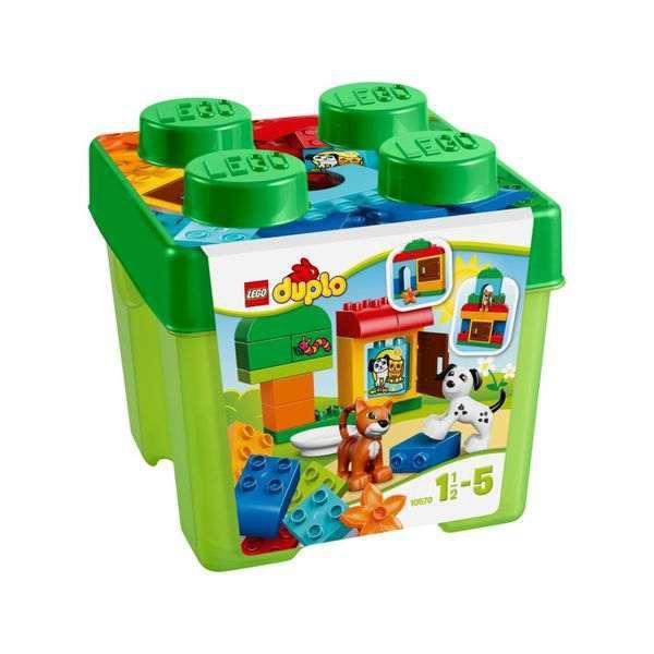 LEGO DUPLO Steine & Co. 10570 - LEGO® DUPLO® Starter Steinebox