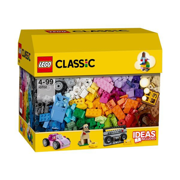 LEGO Classic 10702 - Kreatives Bauset