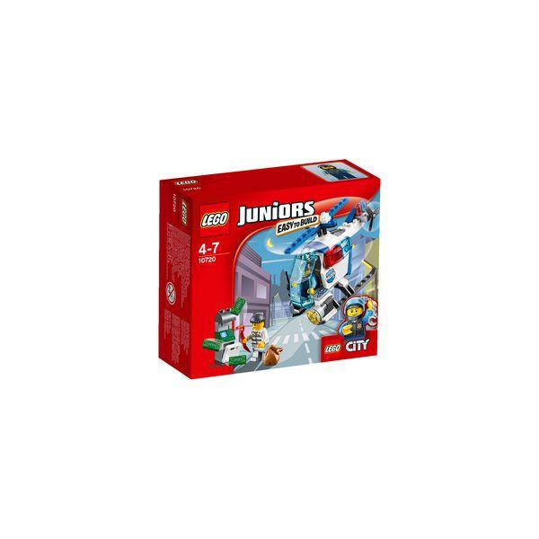 LEGO Juniors 10720 - Verfolgung mit dem Polizeihelikopter
