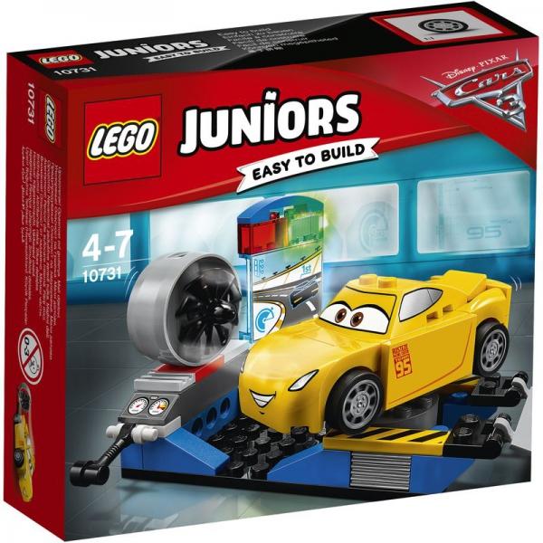 LEGO Juniors 10731 - Cruz Ramirez Rennsimulator