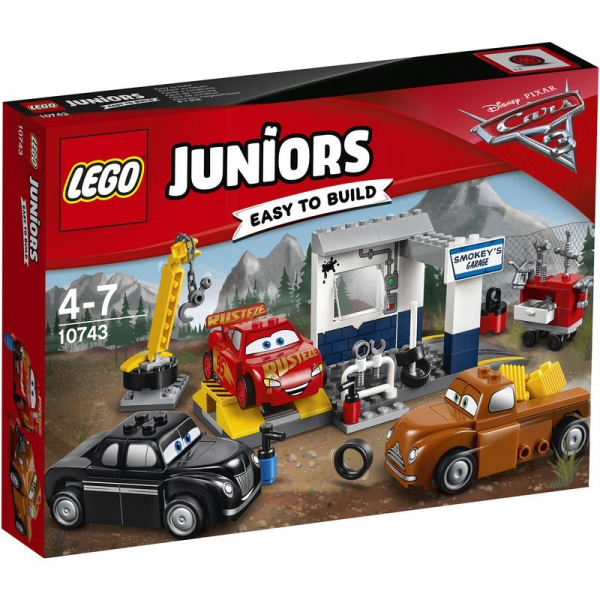 LEGO Juniors 10743 - Smokeys Garage