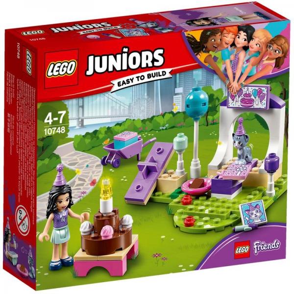 LEGO Juniors 10748 - Emmas Party