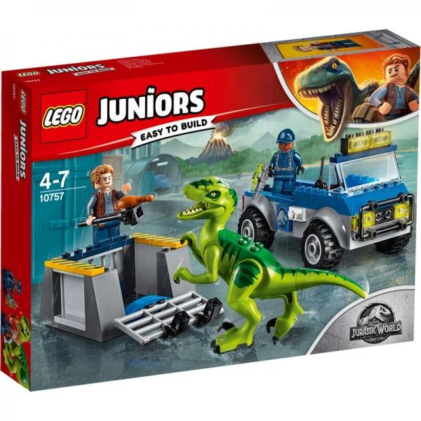 LEGO Juniors 10757 - Raptoren Rettungstransporter