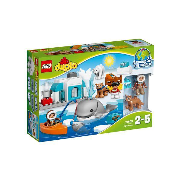 LEGO DUPLO Wildlife 10803 - Arktis
