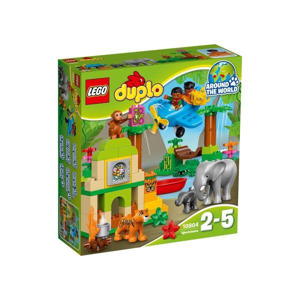 LEGO DUPLO Wildlife 10804 - Dschungel