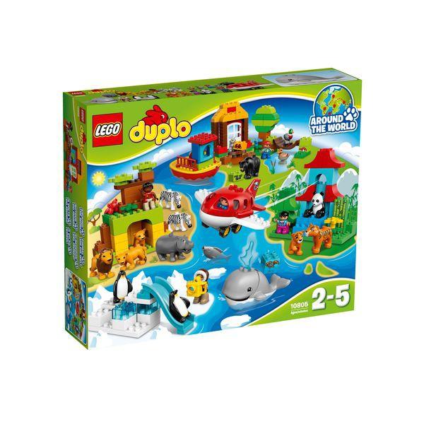 LEGO DUPLO Wildlife 10805 - Einmal um die Welt