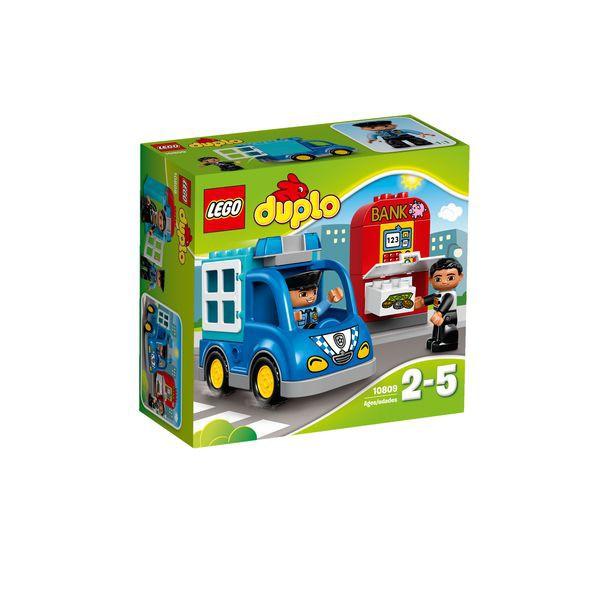 LEGO DUPLO Stadt 10809 - Polizeistreife